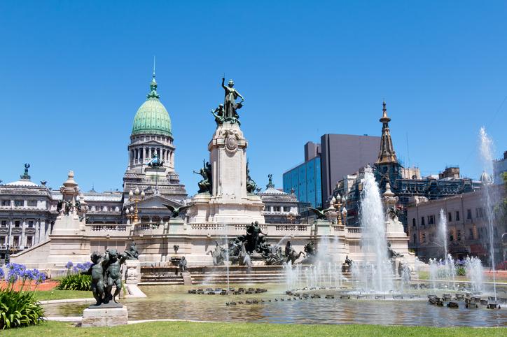 Argentina ETFs Maintain Momentum on New Capital Controls
