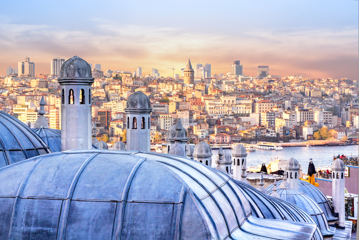 Turkey ETF Surges on Hopes of a Turnaround in Banking Sector