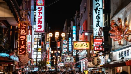 A Tepid View on Japanese Stocks, ETFs