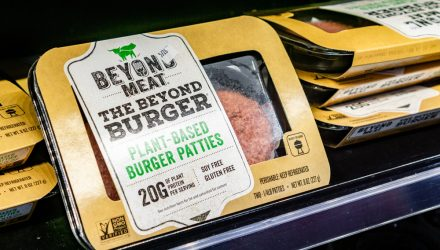 Jim Cramer On Beyond Meat's Unlocked Shares Potential