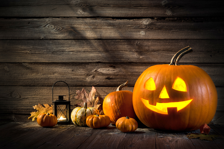 October Volatility Got You Spooked? Keep Calm and Don't Jinx Yourself