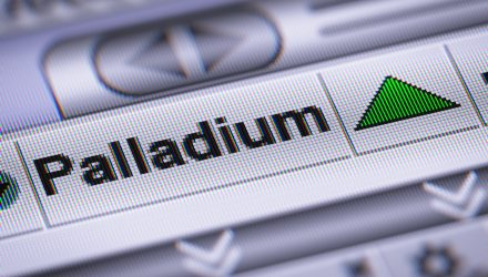 Palladium Shortage Brings Precious Metal Past the $1,800 Mark