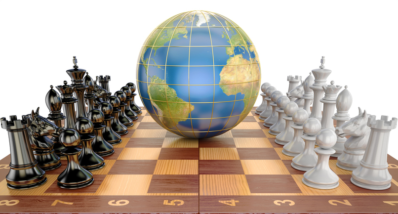 Risks Increase Under Weight of Geopolitical Disruption