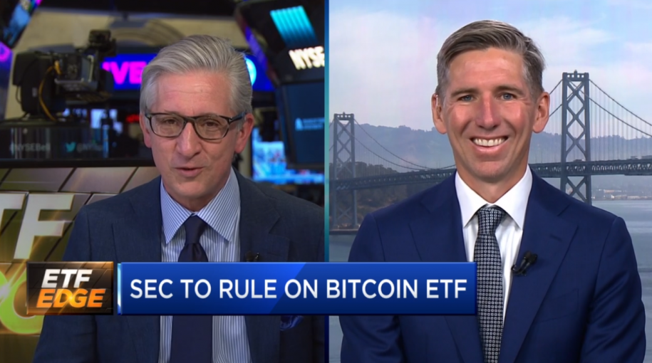 SEC to Rule on Bitwise Bitcoin ETF Application