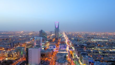 Saudi Arabia ETF Contends With Credit Downgrade