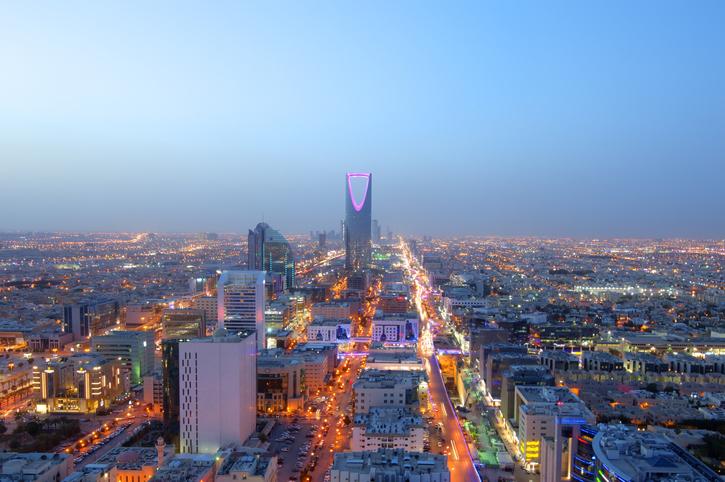 Saudi Arabia ETF Contends With Credit Downgrade