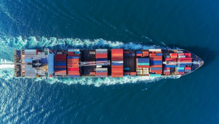 Shipping ETF Rallies on Heightened Geopolitical Risks