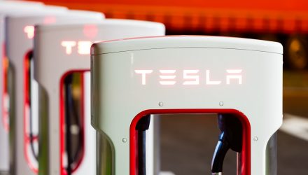 Tesla Rockets Higher On Surprise Earnings Beat
