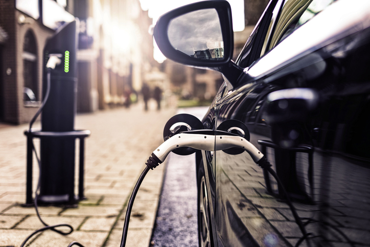 This Electric Vehicle ETF Can Rev up Some More