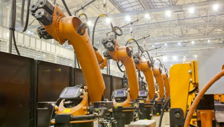 This Robotics ETF Shrugs Off Cyclical Slump