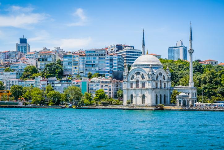Turkey ETF Climbs After Trump Lifts Sanctions