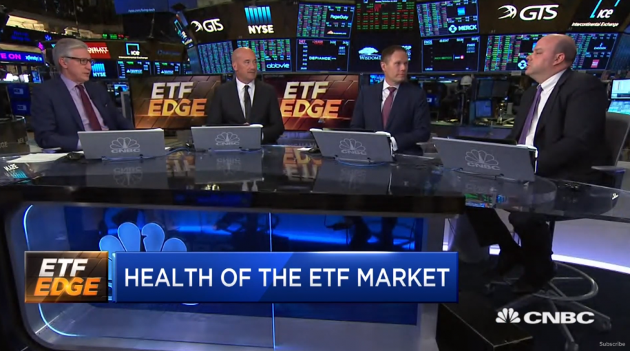 CNBC's ETF Edge: The Health of the ETF Market