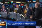 Can Non-Transparent ETFs Save Active Management?