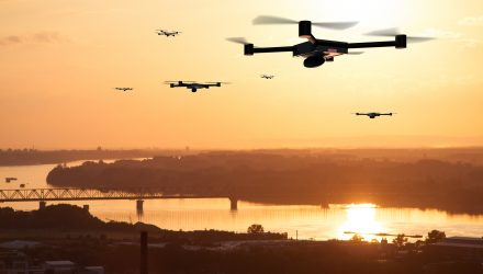"Consider the ""IFLY"" ETF to Take Advantage of a Growing Drone Industry"