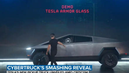 Elon Musk Says Tesla Cybertruck Received Almost 200,000 Orders