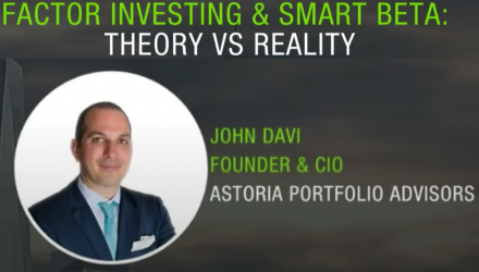 Factor Investing & Smart Beta: Theory vs Reality