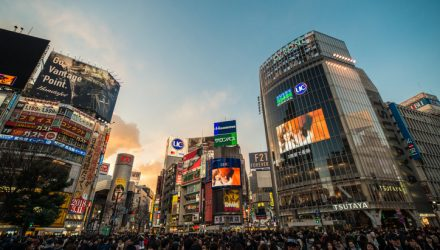 Japanese ETF Net Inflows Continue To Climb In September
