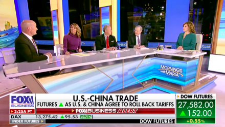 Tom Lydon on Fox Business: Trade War Impacts, Value Investing & ETFs