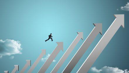 U.S. Stock ETFs Are Moving Toward New Highs