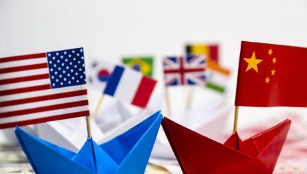 U.S. Stock ETFs Maintain Momentum on Trade Deal Hopes