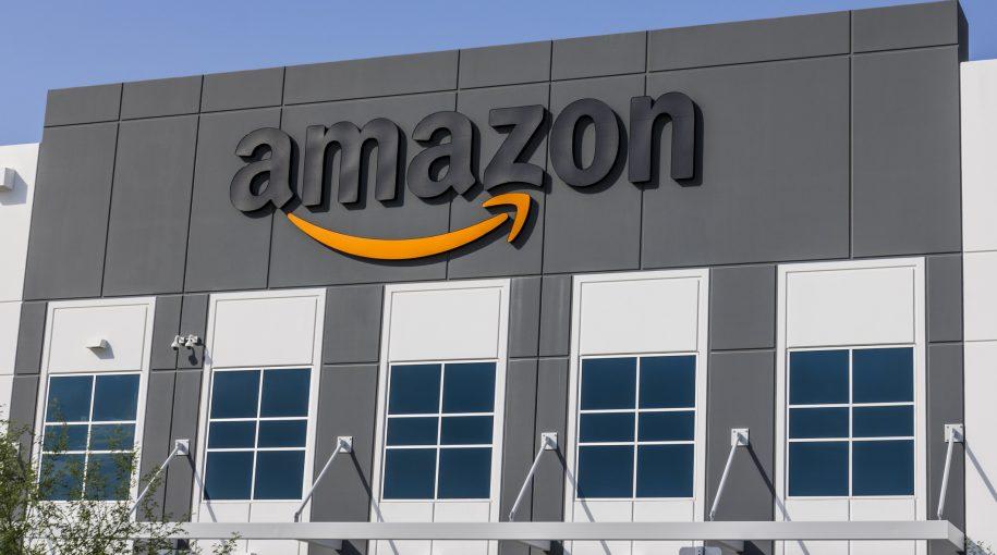 Amazon Higher Despite Trump's Attack on Company