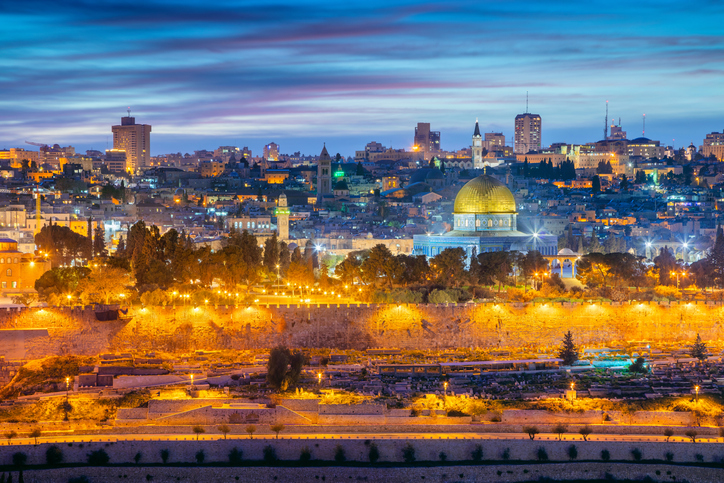 An Interesting Israel Idea For International and Technology Exposure
