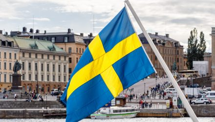 "Check Out the ""EWD"" ETF Now That Sweden Ends Negative Rates"