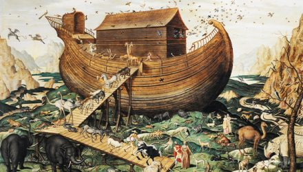 Expecting a Market Downturn Make Sure You're Following the Noah Rule