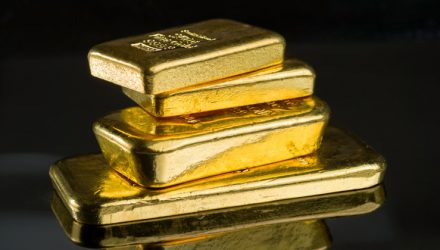 Gold ETFs Give Back After Enjoying Five Months of Strong Inflows