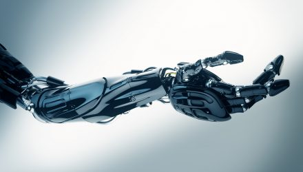 "Keep an Eye on the ""BOTZ"" ETF as Robotics Continues to Grow"