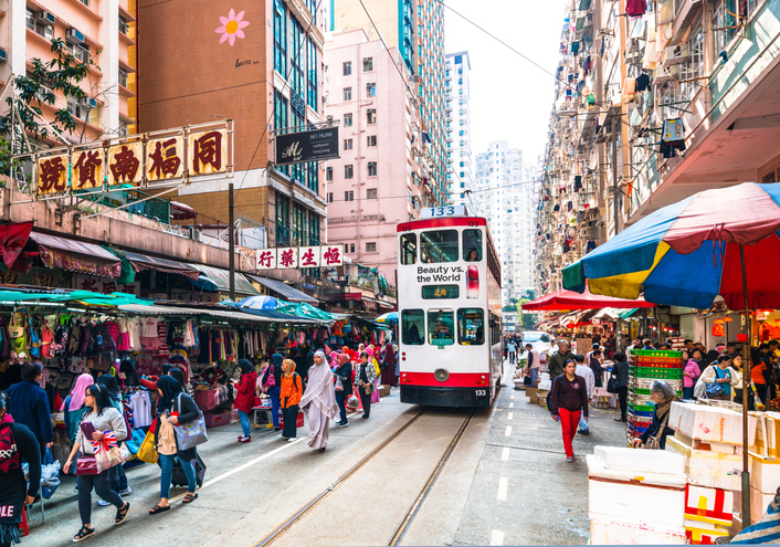 Protests Have Taken Toll on Hong Kong ETF