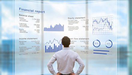 Corporate Earnings Help Lift U.S. Stock ETFs