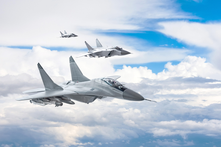 Defense ETFs Take Flight on Bets of Heightened Military Action