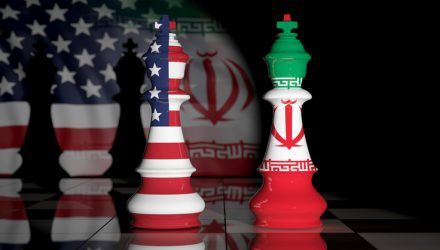 Drama in Iran Sparks Elevated Options Activity in Popular Oil ETF