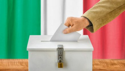 Italy ETFs Rally After Center-Left Incumbents Win Election