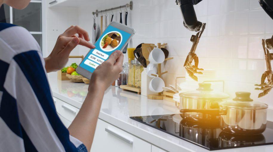 Robotic Kitchen Assistant Revealed by Miso Robotics