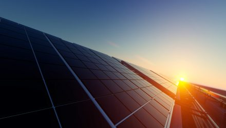 Solar ETF Is Enjoying a Bright Outlook
