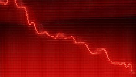 Stocks Sink On Spreading Coronavirus Jitters