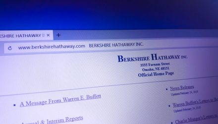 Berkshire Hathaway Embraces ETFs