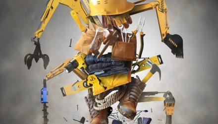 Construction Industry Undergoing Its Own Disruptive Technology Revolution