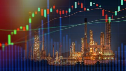 Crude oil-related ETFs may continue to suffer as global oil demand is expected to decline for the first three months of the year, marking the first quarterly drop in over a decade.
