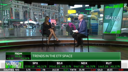 Dave Nadig Talks Emerging Markets on TD Ameritrade Network