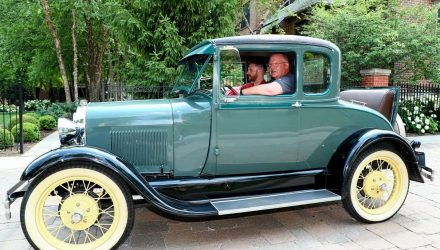 Does Your Mutual Fund Drive Like Andy Reid's 92 Year Old Model A
