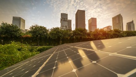 ETF Provider Sees Demand for Renewable Energy Products