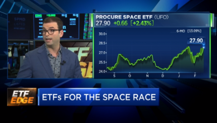 Andrew Chanin, Tom Lydon Take to Final Frontier with Space ETF Talk on CNBC