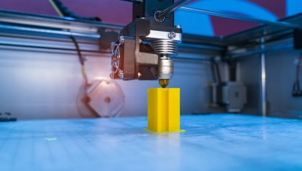 New Frontiers Could Benefit 3D Printing ETF