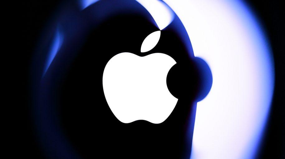 US Stocks Mostly Lower Following Apple's Coronavirus Warning