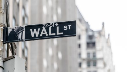 While Wall Street Frets, Main Street Spends