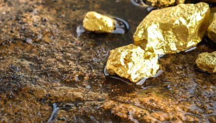 Coronavirus Spurs a Gold Rush, to ETFs That Is