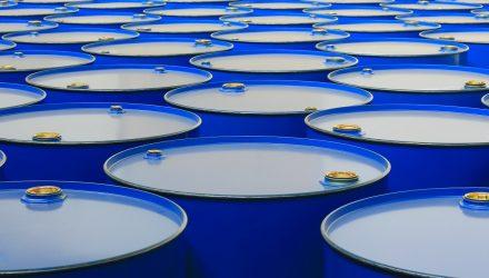 Crude Oil Reaches Multi-Year Lows As ETFs Dive